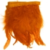 Coque/marabou Trim 6-7in 1Yd Approx 17g Orange